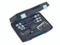 Stainless Steel Screwdriving Tool Set in Case, Wera 05071118004