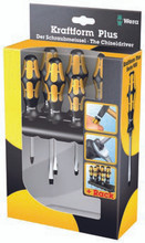 Wera Series 900 6 Piece Slotted / Phillps Screwdriver Set