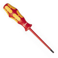 Wera Kraftform 100 Insulated Torx Screwdriver - Wera 05006176003