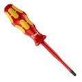 Wera Kraftform 100 Insulated Phillips Plusminus Screwdriver with Reduced Blade - Wera 05006381002