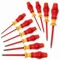 Wera 1160 i/1162 i/10 10Pc Kraftform Comfort Insulated Screwdriver Set (Sl/Ph)