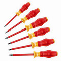 Wera 1160 i/1162 i/6 6Pc Kraftform Comfort Insulated Screwdriver Set (Sl/Ph)