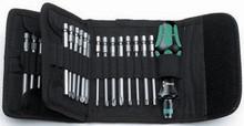 Wera KK 62 33 Pc Kraftform Kompakt Screwdriver Set