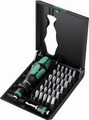 Wera KK 70 ALLROUND 32 Pc Kraftform Kompakt Screwdriver Set (Sl/Hx/Ph/Pz/Txbo)