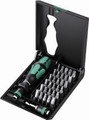 Wera KK 71 SECURITY 32 Pc Kraftform Kompakt Security Screwdriver Set