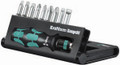 Wera KK 10 10 Pc Kraftform Kompakt Screwdriver Set (Sl/Ph/Pz/Tx)