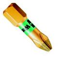 Wera 851/1 BDC Diamond Coated Phillips Bit, Bitorsion - Wera 05056404001