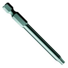 Wera 867/4 BO Torx Bit, Tamper Resistant - Wera 05060143001