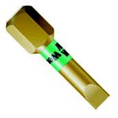 Wera 800/1 BTH Extra Hard Slotted Bit, Bitorsion - Wera 05056086001
