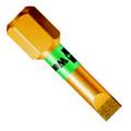Wera 800/1 BDC Diamond Coated Slotted Bit, Bitorsion - Wera 05056174001