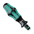 Wera 816 R Bitholding Screwdriver, w/ Rapidaptor, 119mm