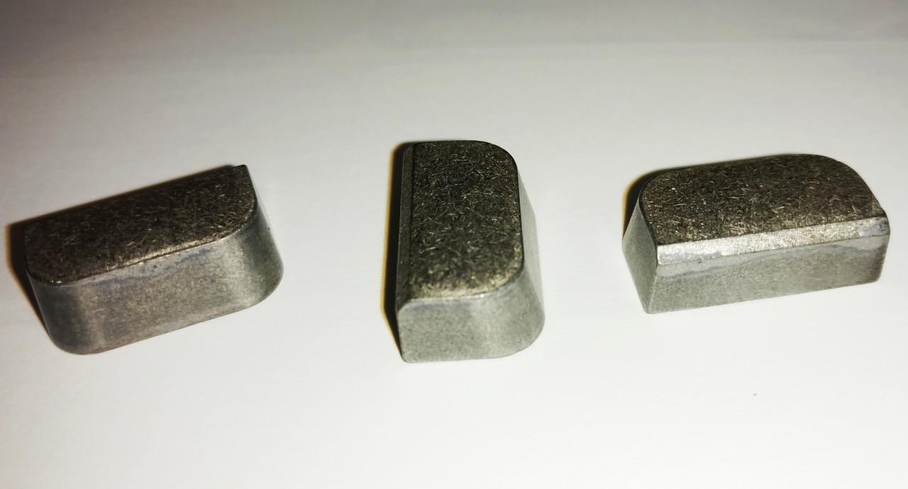 Stump Grinder Teeth, Sandvik - Pretinned
