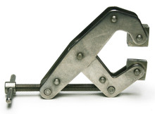 KANT-TWIST Stainless Steel Clamp - Clamp Manufacturing Company 505