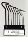 Z-Wrench Hex Key - Clamp Manufacturing Company 201-M