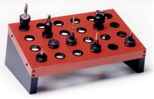 Huot CNC Toolholder Bench Rack - Huot 14825