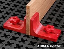 X-Mat Starter Kit1 - Woodpeckers XMAT-LSUPPORT