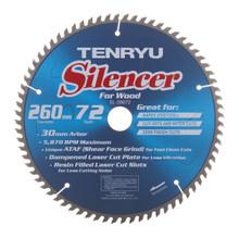 Tenryu Silencer Saw Blade for Festool Kapex Saw, Tenryu SL-26072