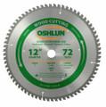 Oshlun Sliding Miter & Radial Arm Saw- SBW-120072N