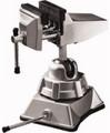 "Swivelling Vacuum Base Vise, 2 3/4"" Jaw Opening, B - Bessey Tools BV-VB"