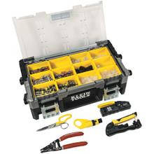VDV ProTech™ Data & Coaxial Kit, Klein VDV001-833