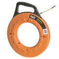 Navigator Fiberglass Fish Tape, 100' Klein Tools 244-56010