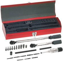 25-Piece Master Electrician's Torque Tools Kit, Klein Tools 244-57060