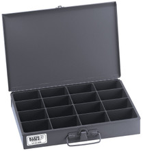 Mid-Size 18-Compartment Storage Box, Klein Tools 54438
