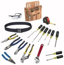 18- Piece Journeyman Tool Set, Klein Tools 80118