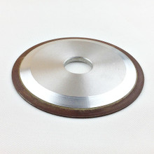 "6"" Thin Rim Diamond Grinding Wheel, 180 Grit, Carbide Processors CP-5A264A316"