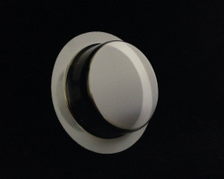 "2.50"" Diameter x 0.75"" Depth Round Blister"