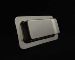 "1.50"" x 3.00"" x .75"" Depth Rectangle Blister SAMPLE"