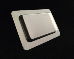 "1.50"" x 2.50"" x .25"" Depth Rectangle Blister SAMPLE"