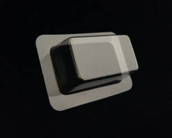 "1.50"" x 2.50"" x 1.00"" Depth Rectangle Blister SAMPLE"