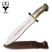 Muela Podenqueros Crown Stag Hunting Knife