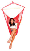 Tropicana Mexican Cotton Crochet Hammock Chair