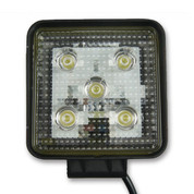 LED Work Light 15w - Square