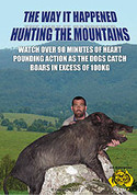 The Way it Happened Hunting The Mountains DVD