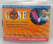 Gone Insect Repellent Discs (Pack of 2)