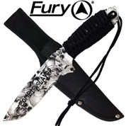 Zombie Slayer Hunting Knife