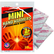Grabber Mini Hand Warmers Pack of 2