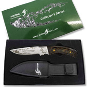 Mustang Collectors Series Eagle Knife