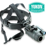 Night Vision 1x24 Monocular with Head Mount