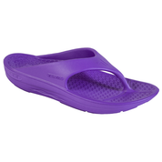 Telic Super Soft Support Thongs - Grape Vine