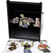 Marksman Zombie Steel Swinging Shooting Target