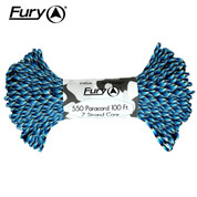 Fury Paracord Neon Blue Snake