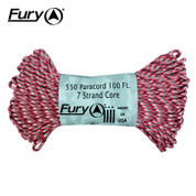 Fury Paracord Pink Camo