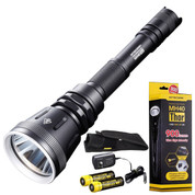 Nitecore MH40 LED Torch Hunters Kit, 505m