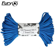 Fury Paracord Blue