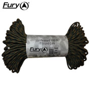 Fury Paracord - Black