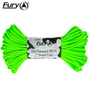 Fury Paracord - Neon Green